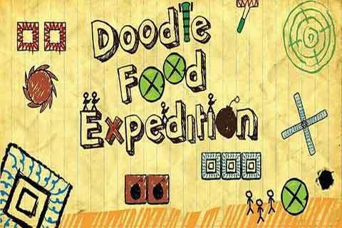 涂鸦食物征途截图2