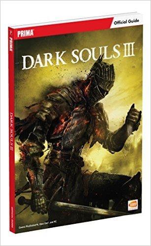 手残党福音 官方推出《黑暗之魂3》攻略书