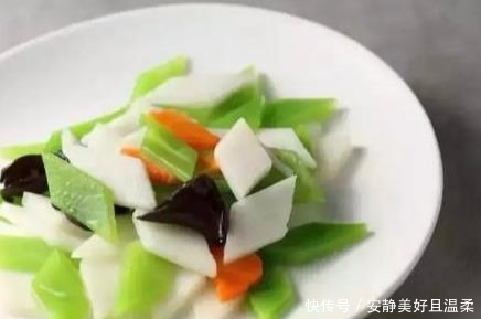 窍门食谱-健脾养胃麻山药菜品多款做法牛肉的榨菜美味图片