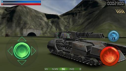 侦察坦克3D截图1