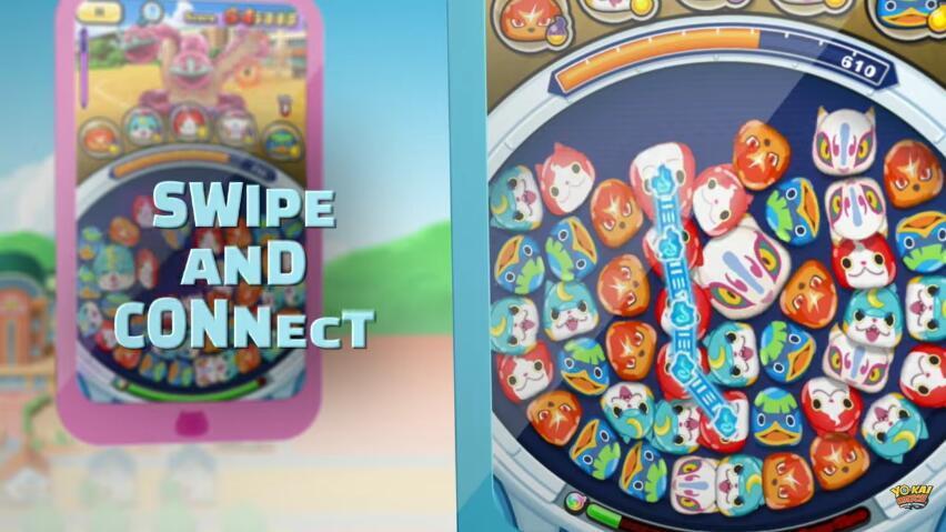 官方手游《妖怪手表Wibble Wobble》将登双平台