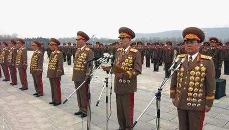"""中国军衔为何不设""""准将""""? - 仙人掌 - 仙人掌"""
