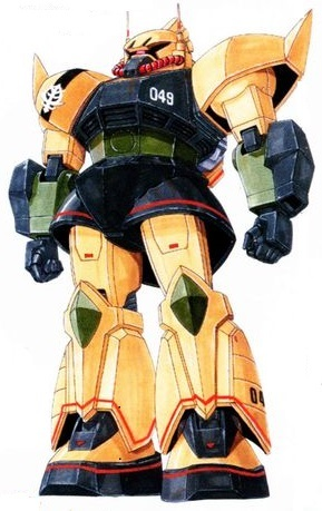 MS-14GD勇士G