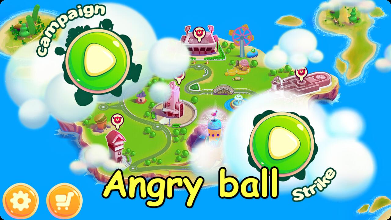 愤怒的小球是最流行的休闲游戏。欢迎来到球的世界,所有的球都在伤心和愤怒,玩家需要碰其他的球才能让球高兴起来。这个游戏适合儿童女生,简单操作,就能让所有的球高兴起来。愤怒的小球包含6个地图,篮球场,水族馆,花园,博物馆和俱乐部。愤怒的小球是一个考验策略的游戏,你需要找到合适的角度和方向去撞击其他的小球。快来加入愤怒小球的世界吧,这里充满欢乐。- 免费玩,免费的金币- 物理基础的具有挑战性的游戏。- 常规模式:6个不同的区域,各15个关卡。- 挑战模式:3个区,共45个关卡。- 6种独特的环境,有吸引力的元素