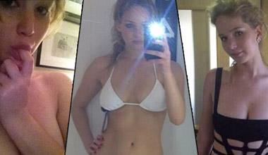 美数十位女星陷艳照门 60张裸照外泄