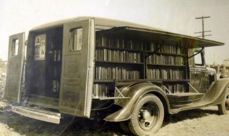 19世纪老照片:看看农村地区的人们如何读书