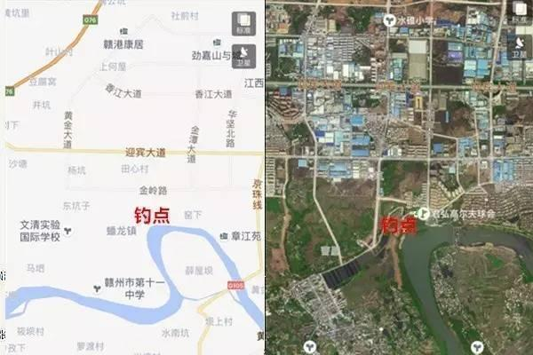 地图: 钓场地址:赣州市蟠龙镇章江水轮泵沙场,榕树下 钓场类型:江河