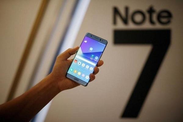 三星Galaxy Note 7