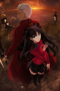 Fate/stay night UBW壁纸精选