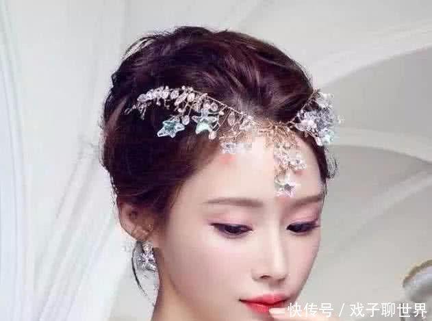 心理学你结婚会选哪种新娘发型测你是哪种类型的女孩,超准!