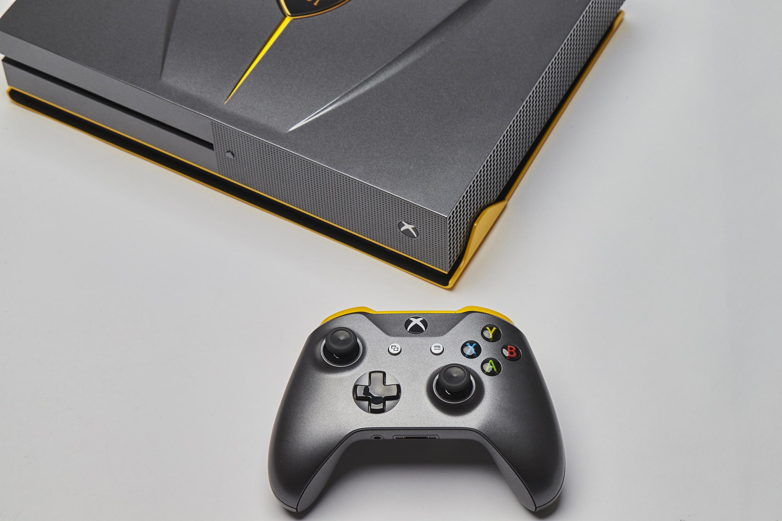 兰博基尼版Xbox One S