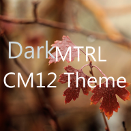 DarkMTRL CM13/DU