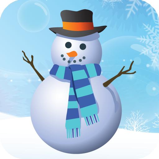 雪人生活壁纸_360手机助手