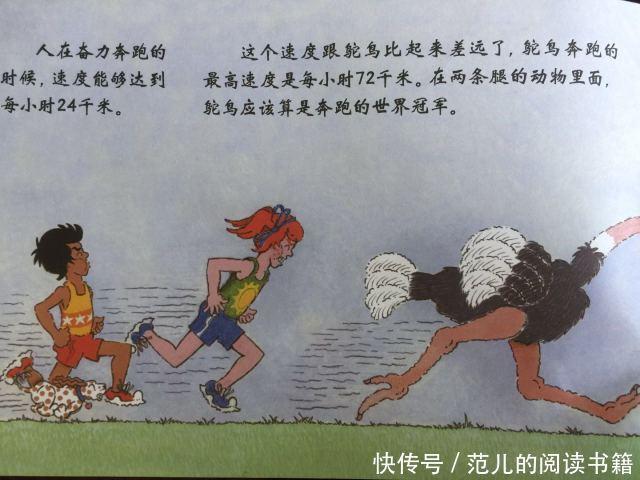 小学生课外阅读书籍推荐:什么比猎豹的速度更