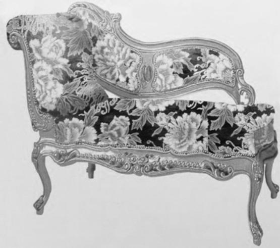 皇宫里的沙发怎么画