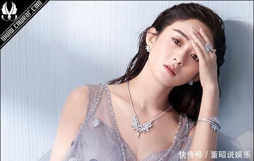 休息已久的赵丽颖,力压热巴baby夺暑期最受欢迎女星也是没谁了?