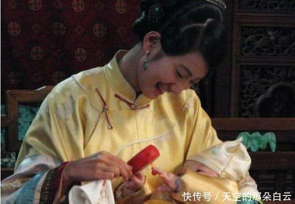 皇宫中为何有奶妈,皇帝的女人为何不自己哺乳呢?