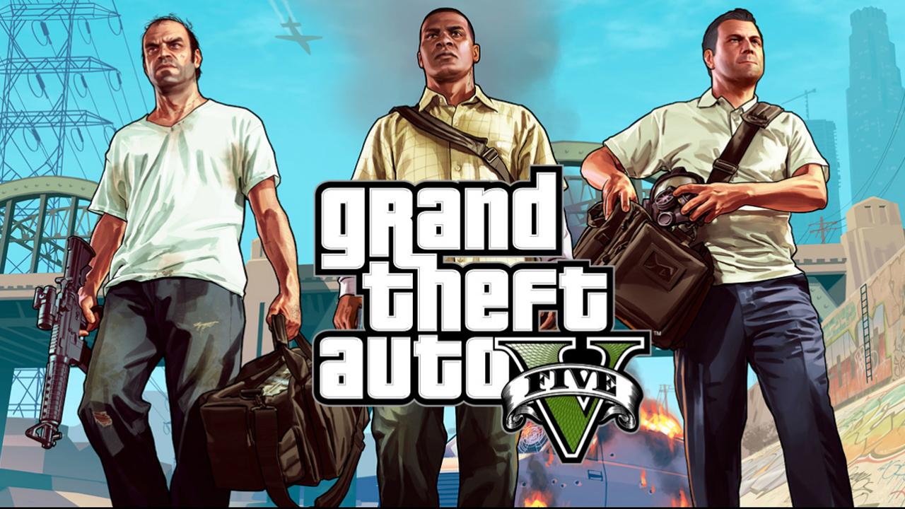 《GTA5》全球销量突破6500万