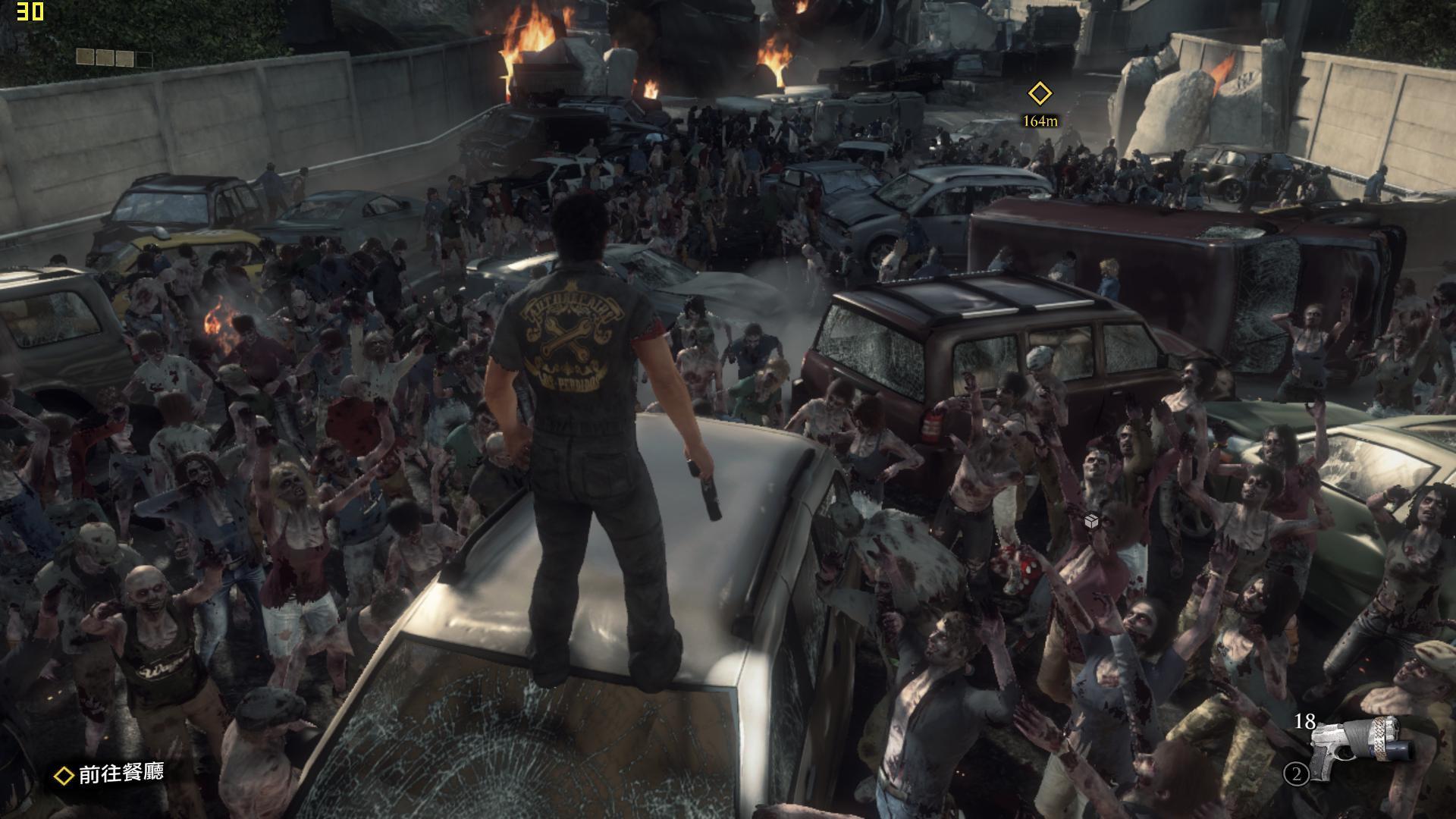 《丧尸围城1》即将登陆PS4平台