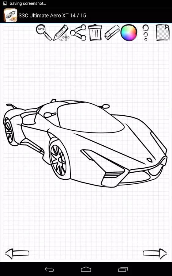 学画画:快速电汽车是一种独特的Android应用程序,教你如何画Bugatti Veyron,福特GT,玛莎拉蒂MC12,迈凯轮MP4-12C white,阿里尔原子500一步一步!绘画被认为是非常复杂的。你不会相信多么容易它可以与这个应用程序。这个程序是适合教学自己和你的孩子如何画画,对艺术教育工作者一个伟大的工具,和一个有趣的活动,家人和朋友可以一起做!在学画画的应用程序包括一个大集合图纸上的任何问题。你一定能找到你真正想要的!的方式如何绘制:Muscule汽车教程的工作很简单。你选择,你想画列表中
