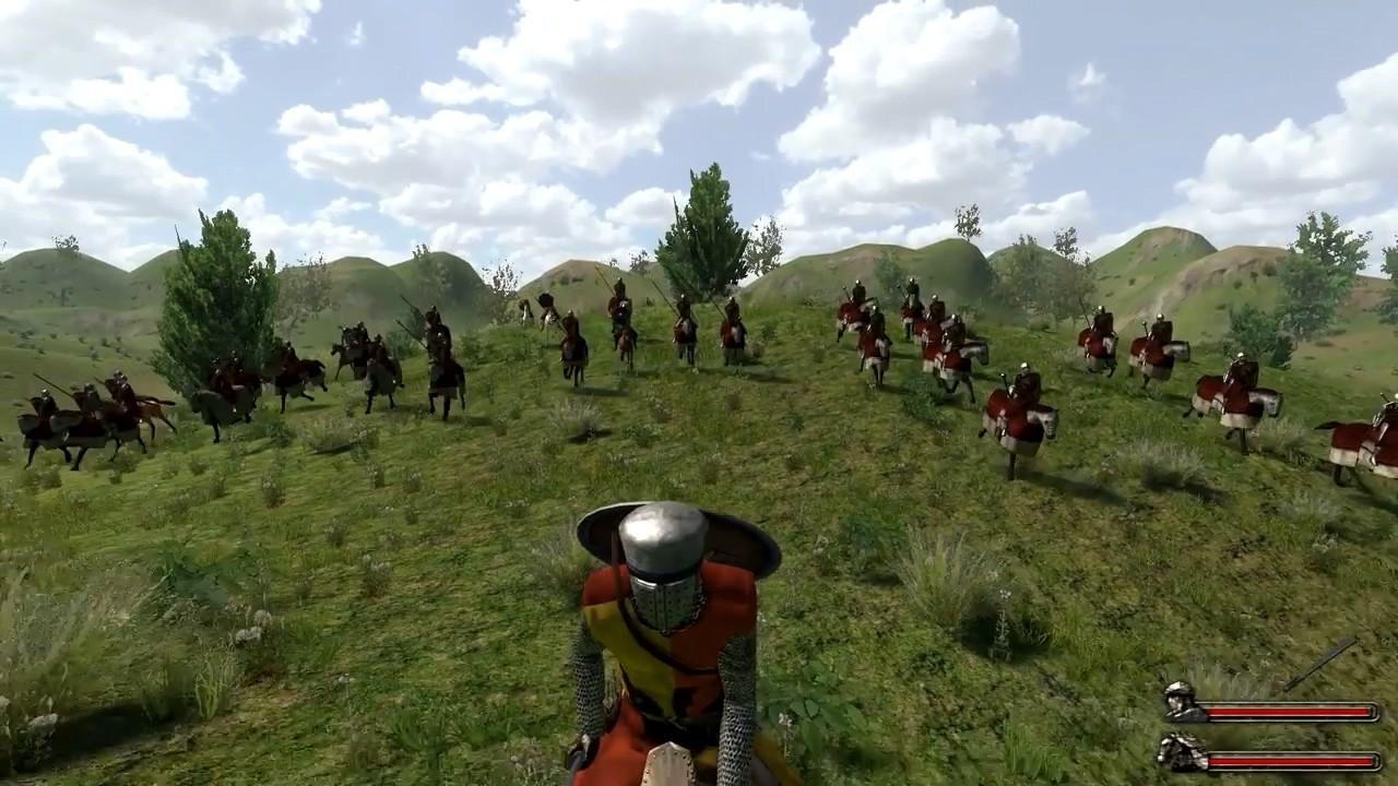 骑马与砍杀:战团主机版预告