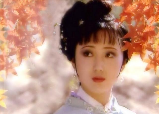 林黛玉在《红楼梦》是一个悲情女,她聪明过人,却红颜薄命,而饰演她