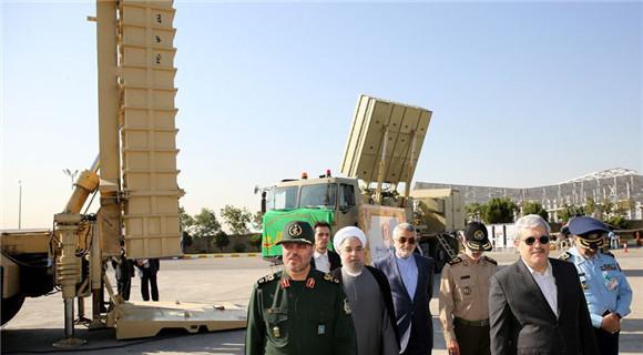 伊朗新防空导弹被曝山寨中国