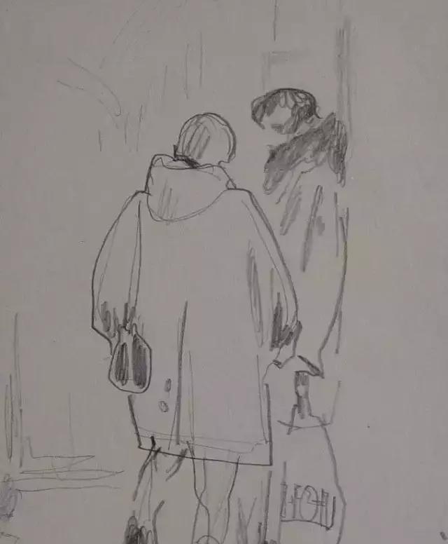 俄罗斯素描画家怎么处理素描关系 ART 第23张