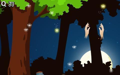 萤火虫夜间活动,卵,幼虫和蛹也往往能发光,成虫的发光有引诱异性的