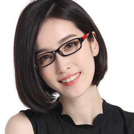 欣蕾眼镜短发女模特叫什么