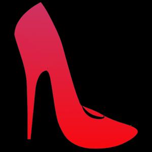 高跟 高跟鞋 女鞋 设计 矢量 矢量图 素材 鞋 鞋子 300_300