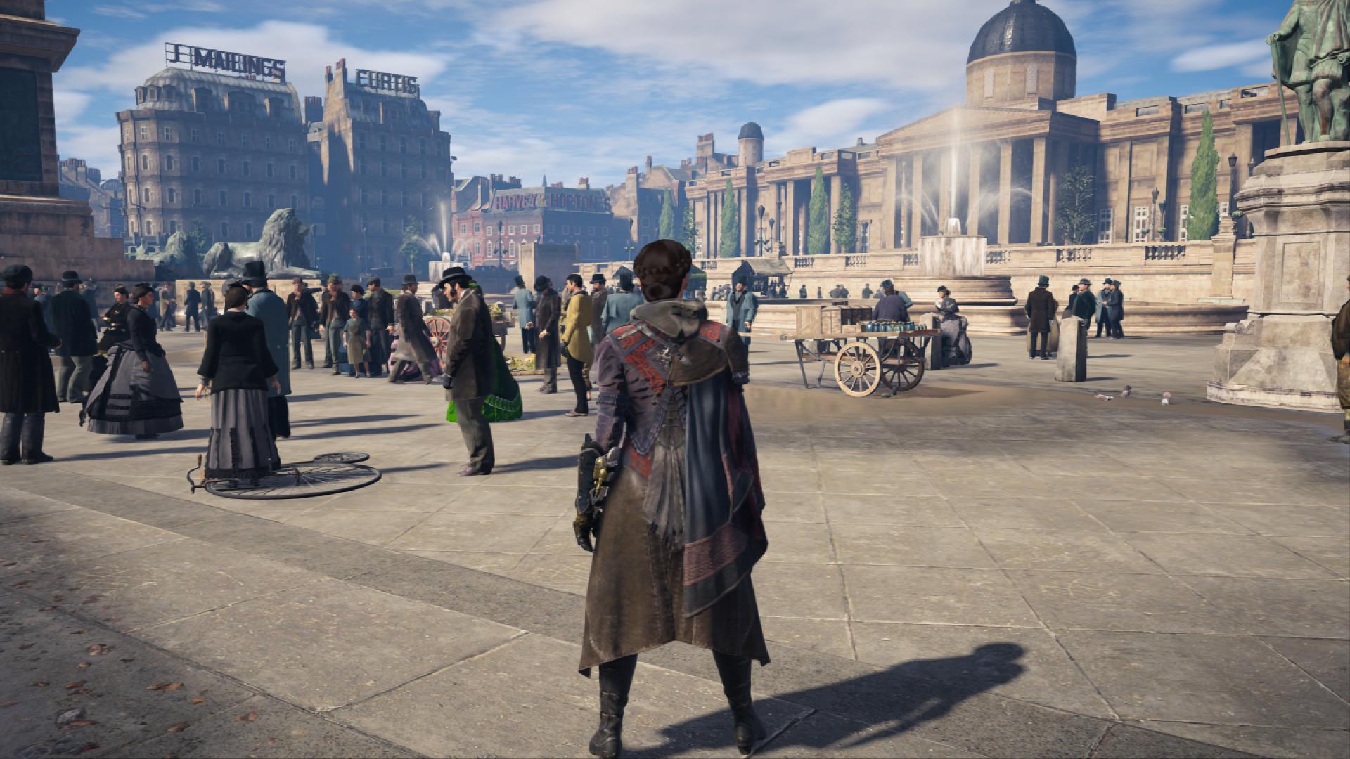 《刺客信条:枭雄》PS4 Pro画质增强补丁推出
