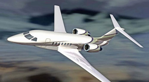 5年的时间,完成通用飞机生产规模的建设,实现年产各类通用飞机160到
