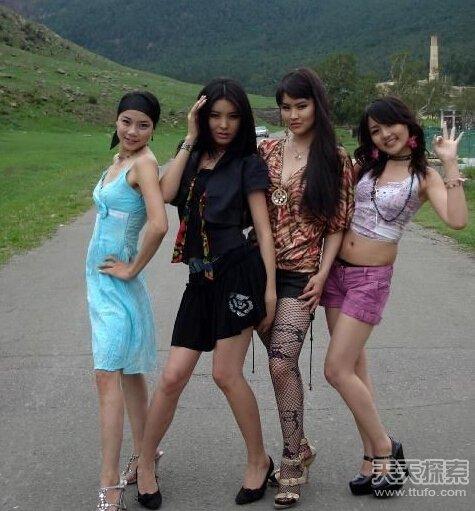 这地方女人太多!男人竟可任意娶四个美女 - 真光 - 真光 的博客
