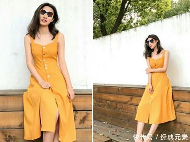 <b>穿上姜黄色时尚服装单品,点亮你的秋天!</b>