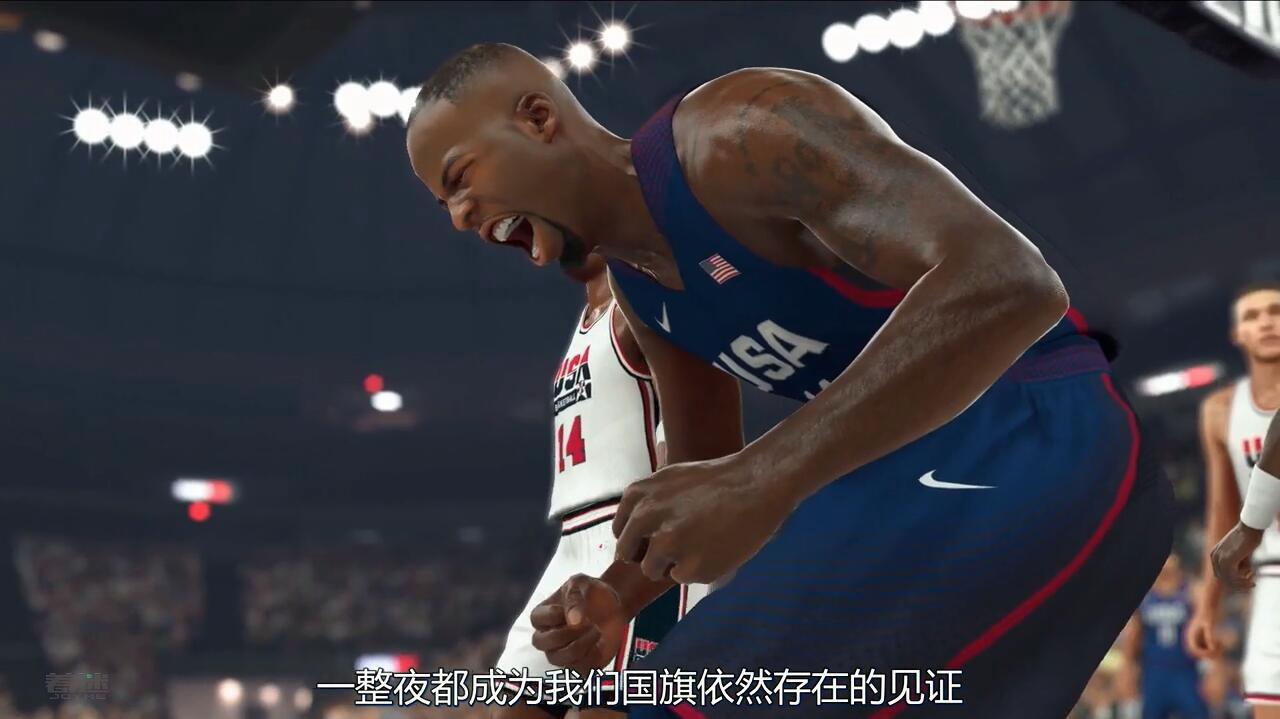 《NBA 2K17》梦想开始预告片