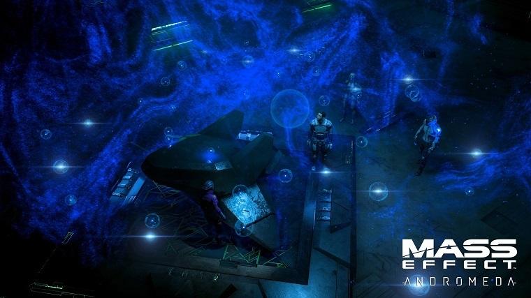 《质量效应:仙女座》游戏画面