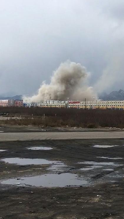 【转】北京时间      3死25伤!包头一栋居民楼爆炸坍塌 现场惨烈 - 妙康居士 - 妙康居士~晴樵雪读的博客