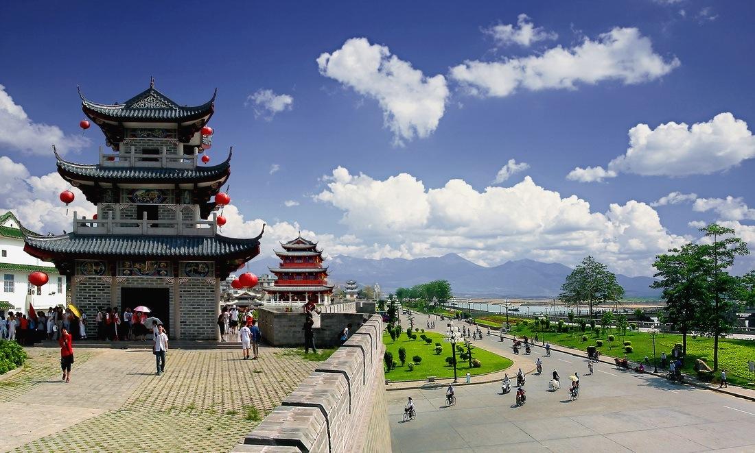 湘桥区的文化旅游业发展相对落后