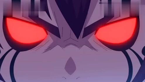 幻界王:楚小狗暗黑能力觉醒,这画风怎么跟蛮吉有点像!