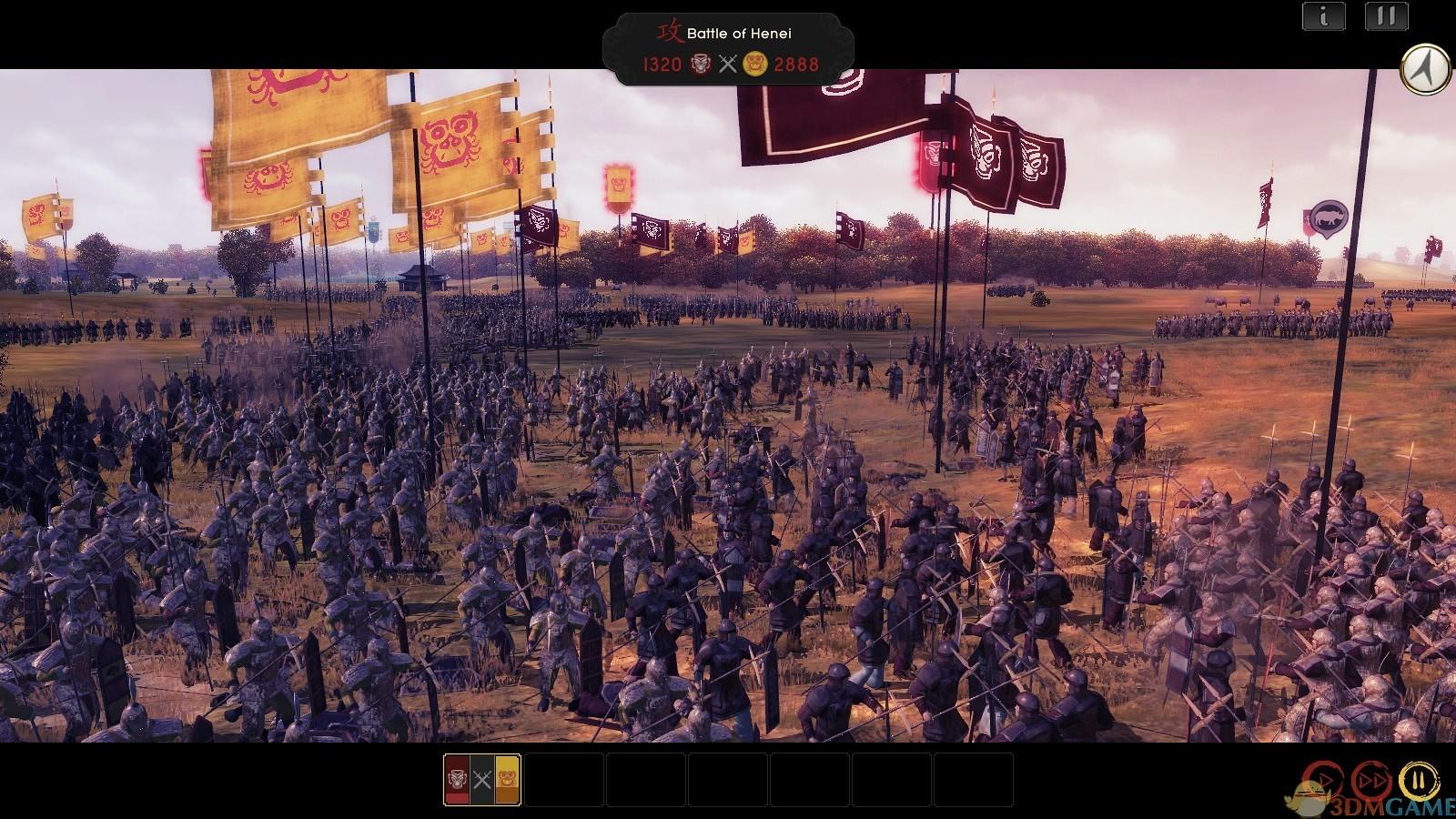 中国风策略游戏《东方帝国》将增加中文支持