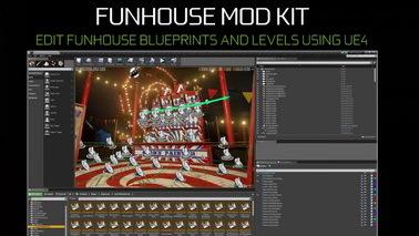 英伟达推出VR Funhouse修改工具 可自定义改造