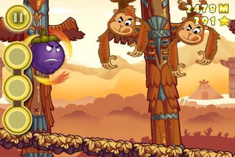 水果大逃亡截图3