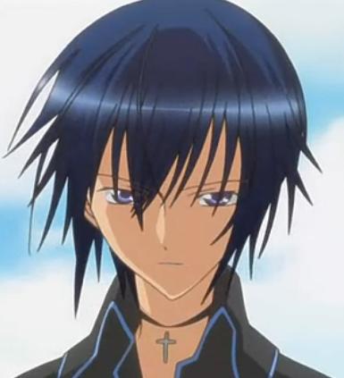 日系动漫男生眼睛怎么画