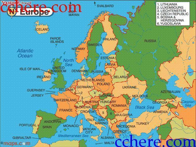 东欧俄罗斯风景照