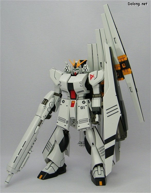 H93ν高达重装模式