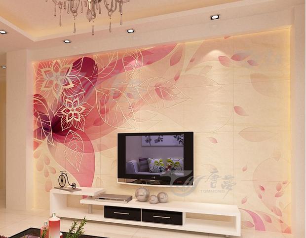 木地板可以配瓷砖电视背景墙吗