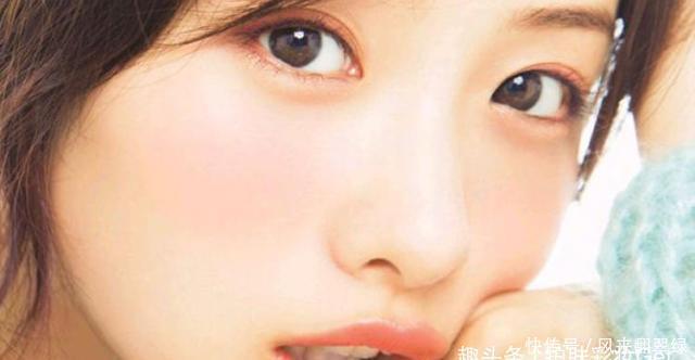 温柔好看的仙女眼妆,清新凸显甜美气质,让你的双眸装下星辰大海