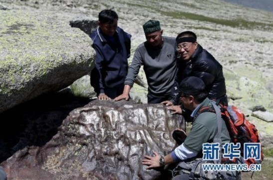村民守陨石30年 被政府运走后对薄公堂 - 晓朝 - 晓朝的博客