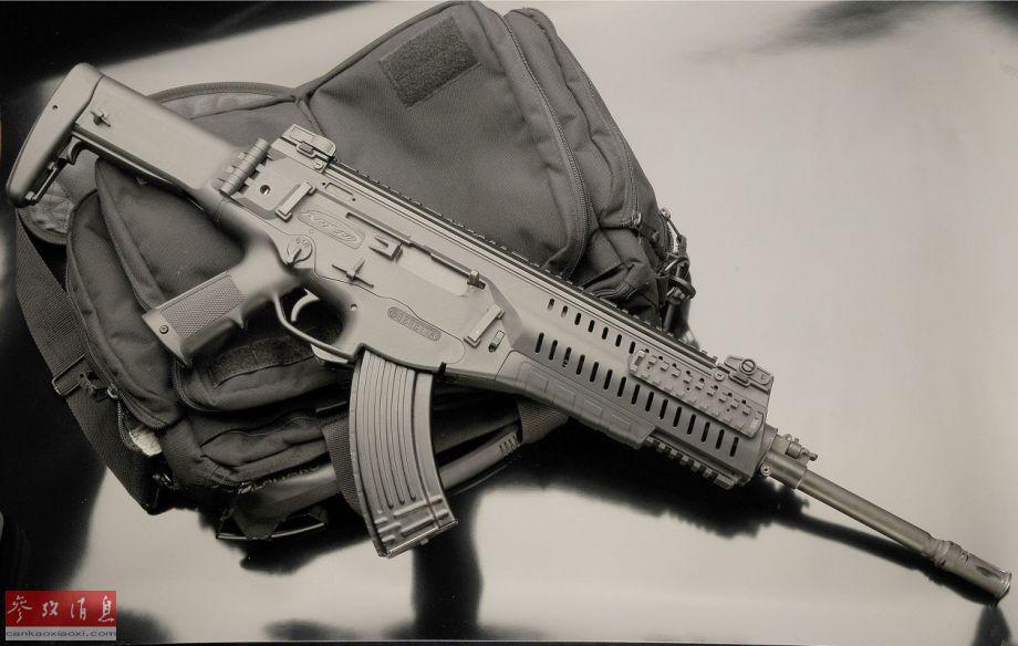 特战队利器:看中美俄多国步枪比拼颜值 - 一统江山 - 一统江山的博客